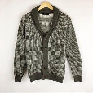 Filippo Novelli | Small | Cardigan Sweater | Men's